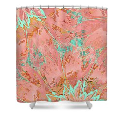 Krissannthumbmum Potpourri Shabbi Chic Shower Curtain
