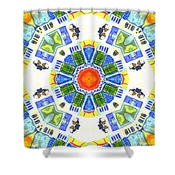 KV3 Shower Curtain