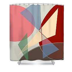 L Shower Curtain