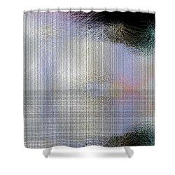 L23-198 Shower Curtain