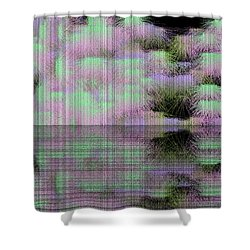 L23-207 Shower Curtain