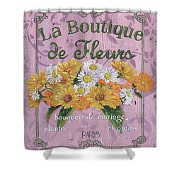 La Botanique 1 Shower Curtain