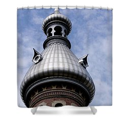 Shower Curtain featuring the photograph La Cupola by Ivete Basso Photography