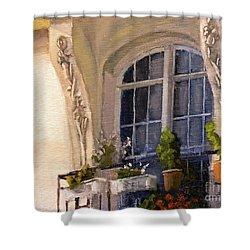 La Fenetre Shower Curtain