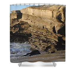 La Jolla Cove Shower Curtain