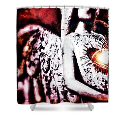 La Passion Shower Curtain