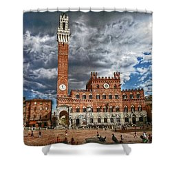 La Piazza Shower Curtain