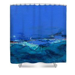 La Promesse Shower Curtain