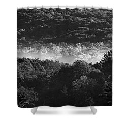 La Vallee Des Fees Shower Curtain by Steven Huszar