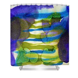 Ladder To The Sky Shower Curtain