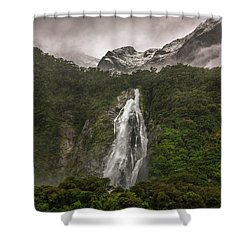 Lady Bowen Falls Shower Curtain