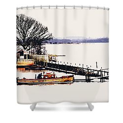 Shower Curtain featuring the photograph Lady Jean by Jeremy Lavender Photography