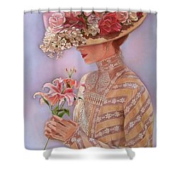 Lady Jessica Shower Curtain
