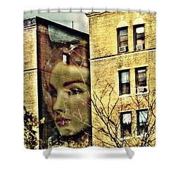 Lady Of The House Shower Curtain by Sarah Loft