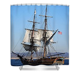 Lady Washington I Shower Curtain