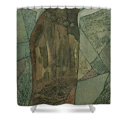 Laelia Shower Curtain by Steve Mitchell