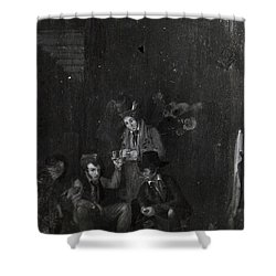Lafitte Brothers Shower Curtain