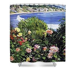 Laguna Beach Shower Curtain