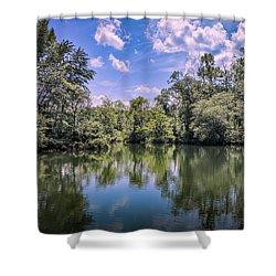 Lake Cove Shower Curtain
