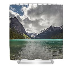 Lake Louise, Banff National Park Shower Curtain