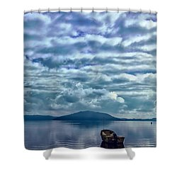 Lake Of Beauty Shower Curtain