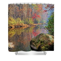 Chattooga Paradise Shower Curtain