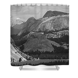 Lake Tenaya Shower Curtain
