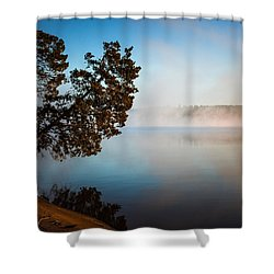 Lake Wateree Shower Curtain