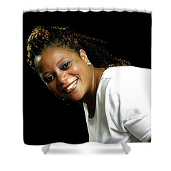 Lakeshid Derico 3 Shower Curtain
