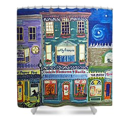 Lamothe Street Shower Curtain