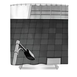 Lamp #9172 Shower Curtain