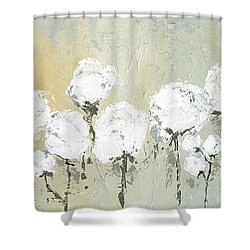 Land Of Cotton Shower Curtain