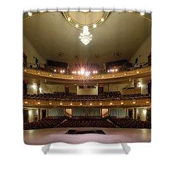 Landers Theatre Shower Curtain