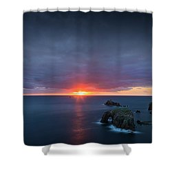 Land's End Shower Curtain