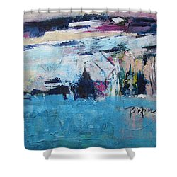 Landscape 2018 Shower Curtain