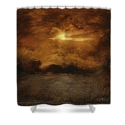 Landscape 42 Shower Curtain