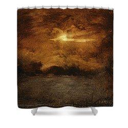 Landscape 42 Shower Curtain