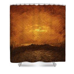 Landscape 44 Shower Curtain
