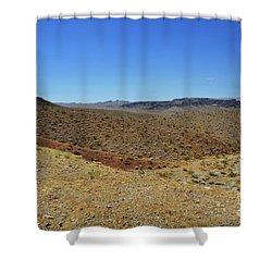 Landscape Of Arizona Shower Curtain by RicardMN Photography