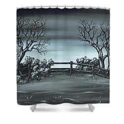 Landsend Shower Curtain