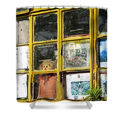 Shower Curtain featuring the photograph Lantau Island 47 by Randall Weidner