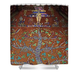 Laos_d92 Shower Curtain by Craig Lovell
