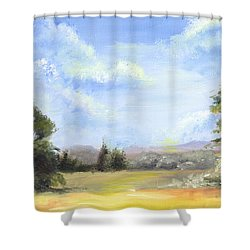 Lapoint Utah Shower Curtain
