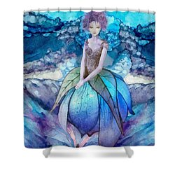 Larmina Shower Curtain by Mo T