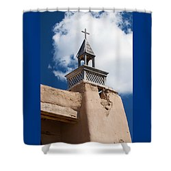 Las Trampas Church Shower Curtain