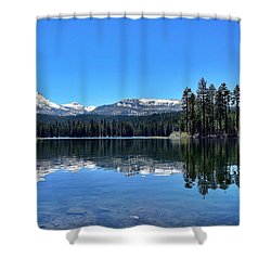 Lassen Volcanic National Park Shower Curtain