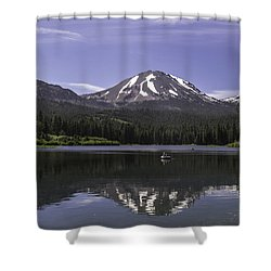 Last Day Of Spring Shower Curtain