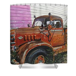 Last Parade Shower Curtain