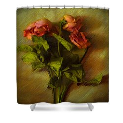 Lasting Love Shower Curtain by Cedric Hampton