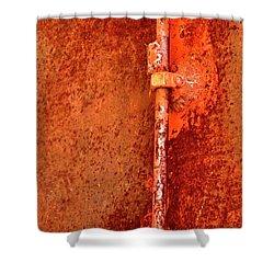 Latch 4 Shower Curtain